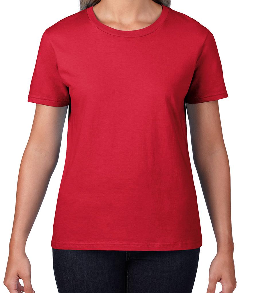 Gildan Ladies Premium Cotton® T-Shirt