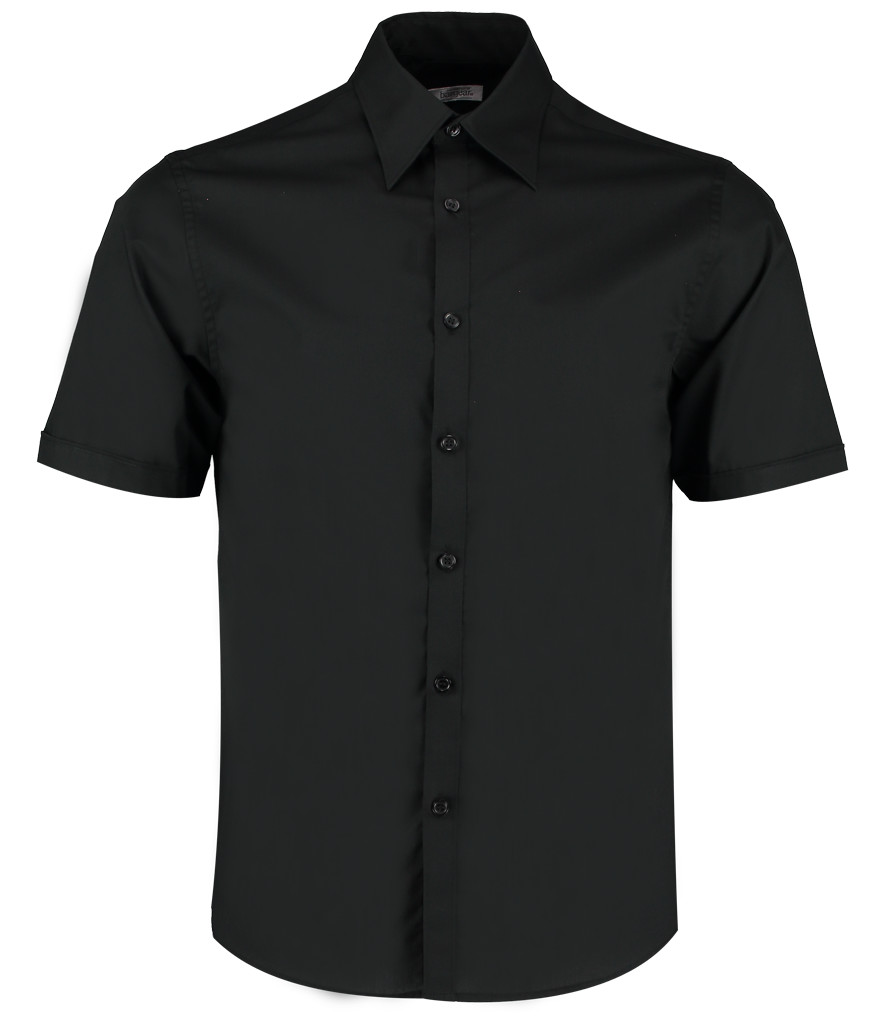 Bargear Short Sleeve Tailored Shirt
