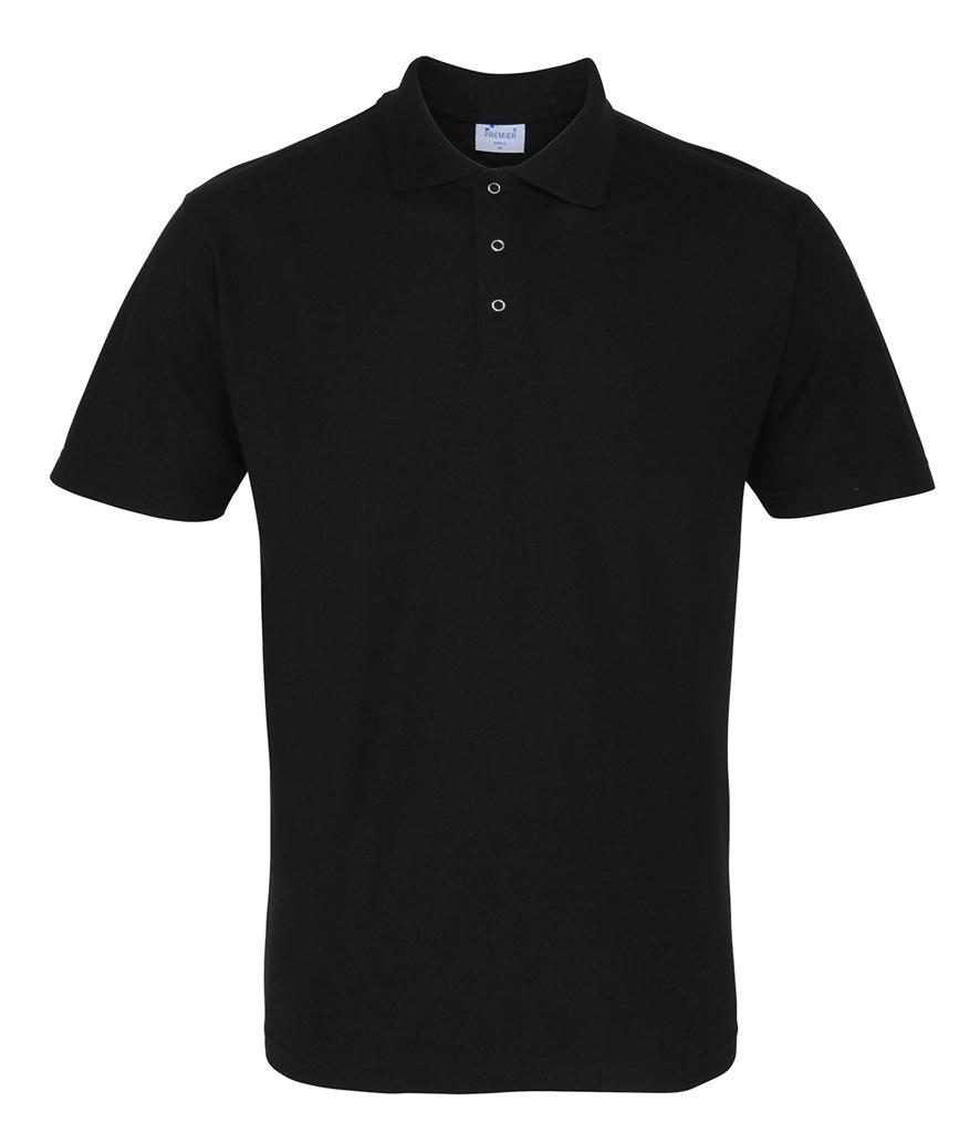 Premier Stud Piqué Polo Shirt