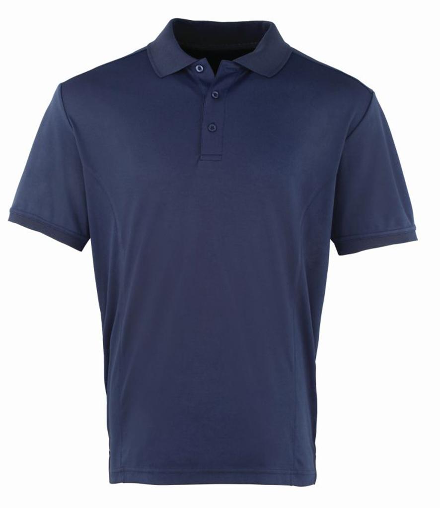 Premier Coolchecker® Piqué Polo Shirt