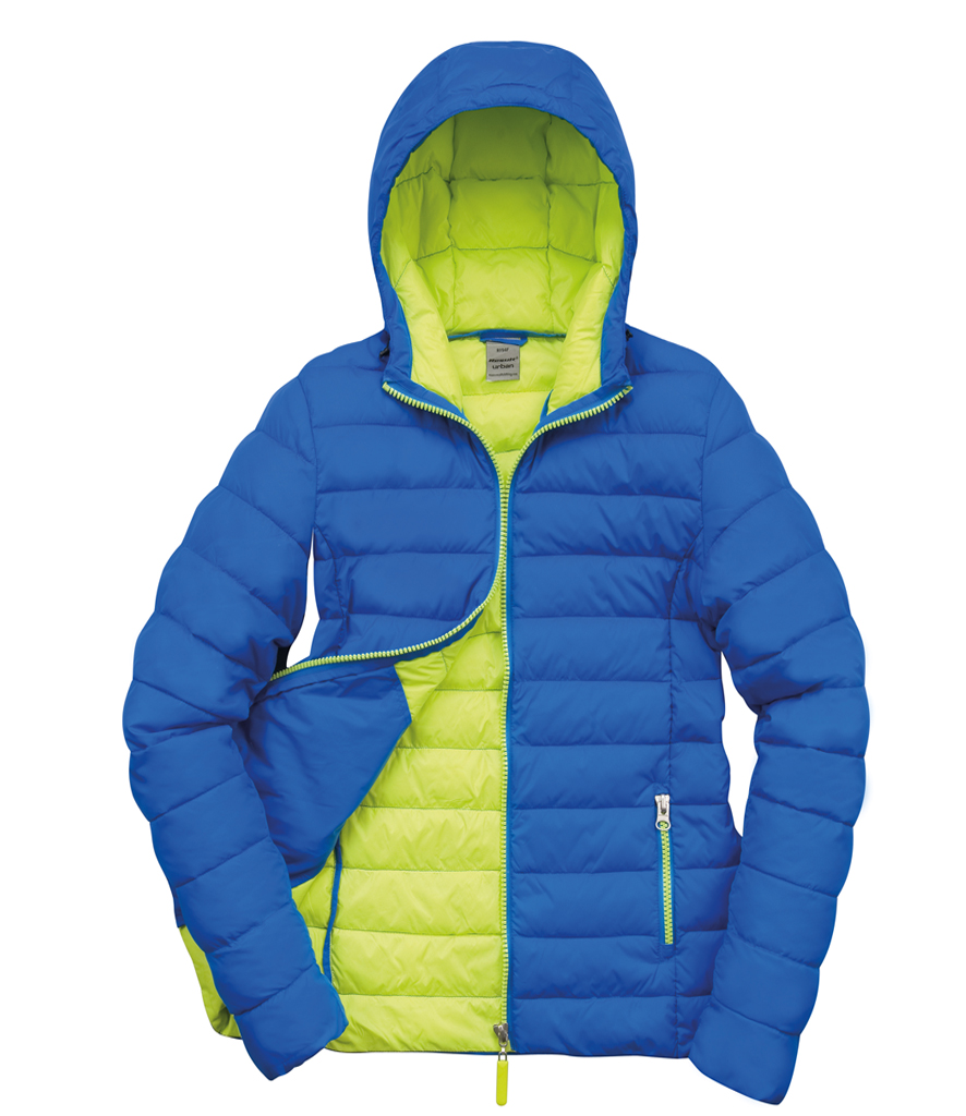 Result Urban Ladies Snow Bird Padded Jacket