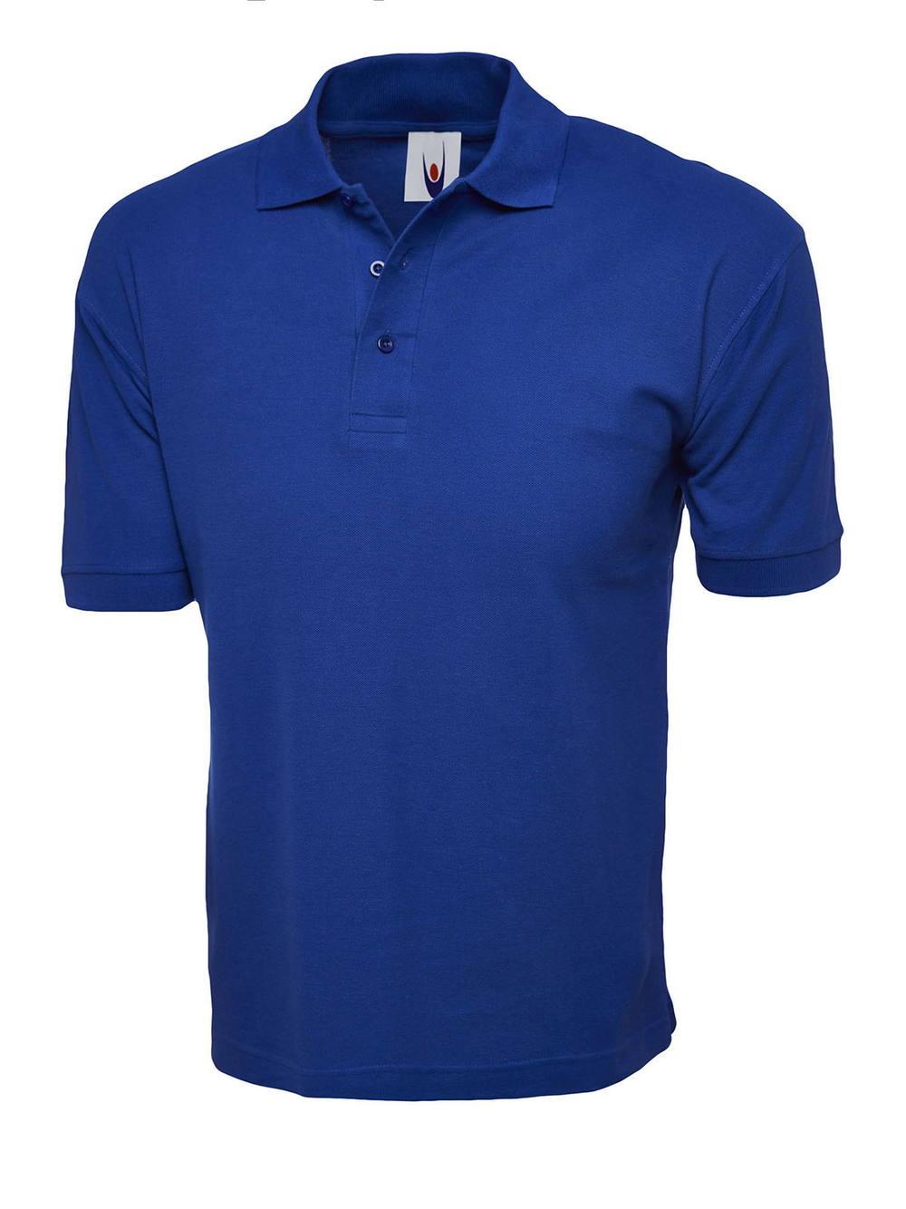 Uneek Cotton Rich Poloshirt