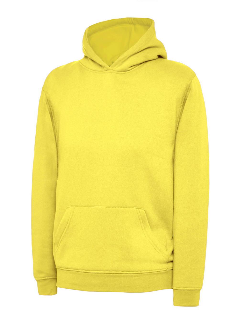 Uneek Childrens Hooded Sweatshirt