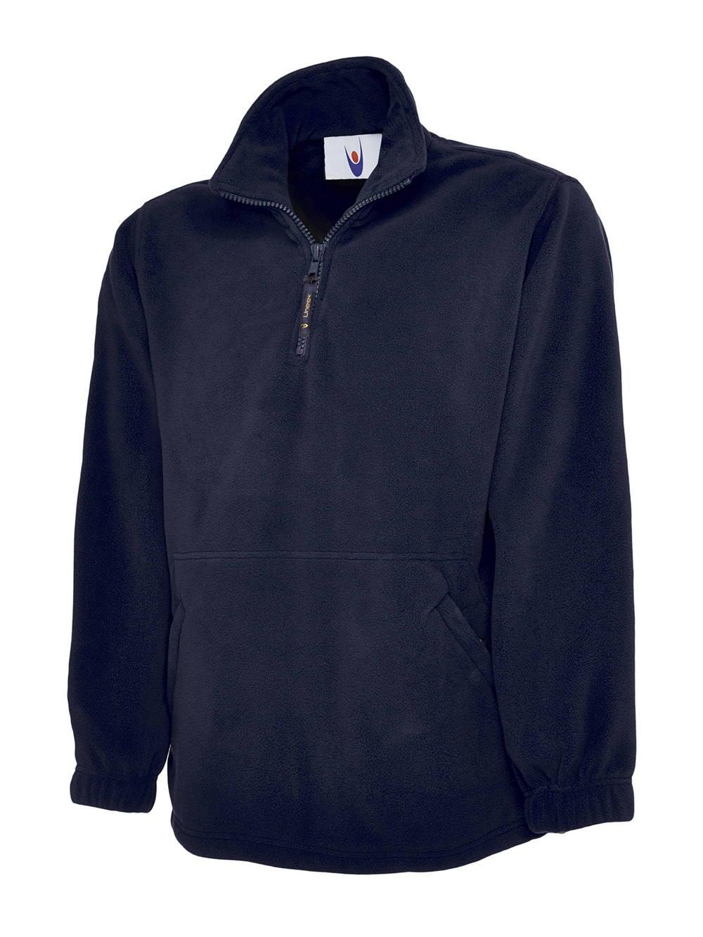 Uneek Premium 1/4 Zip Micro Fleece Jacket