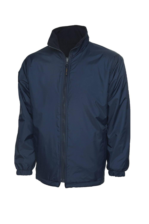 Uneek Childrens Reversible Fleece Jacket
