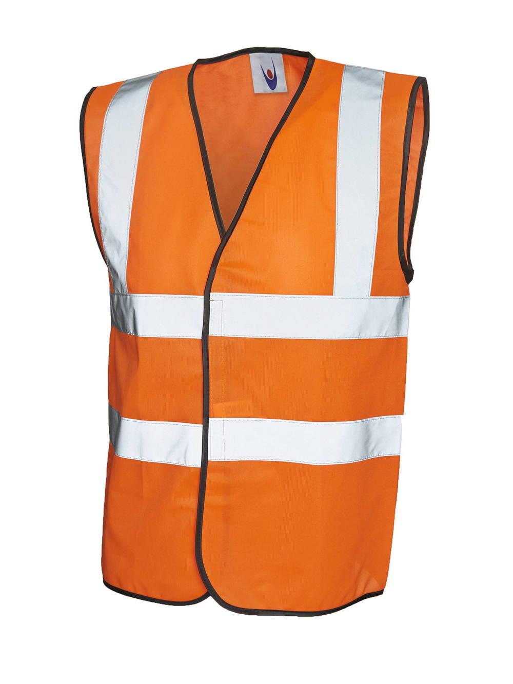 Uneek Sleeveless Safety Waist Coat