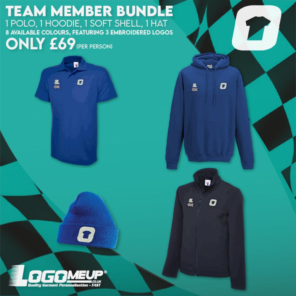 LogoMeUp Team Member Value Bundle