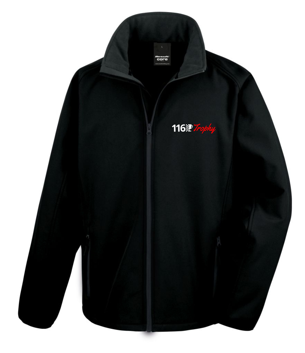 116 Trophy Ladies Softshell