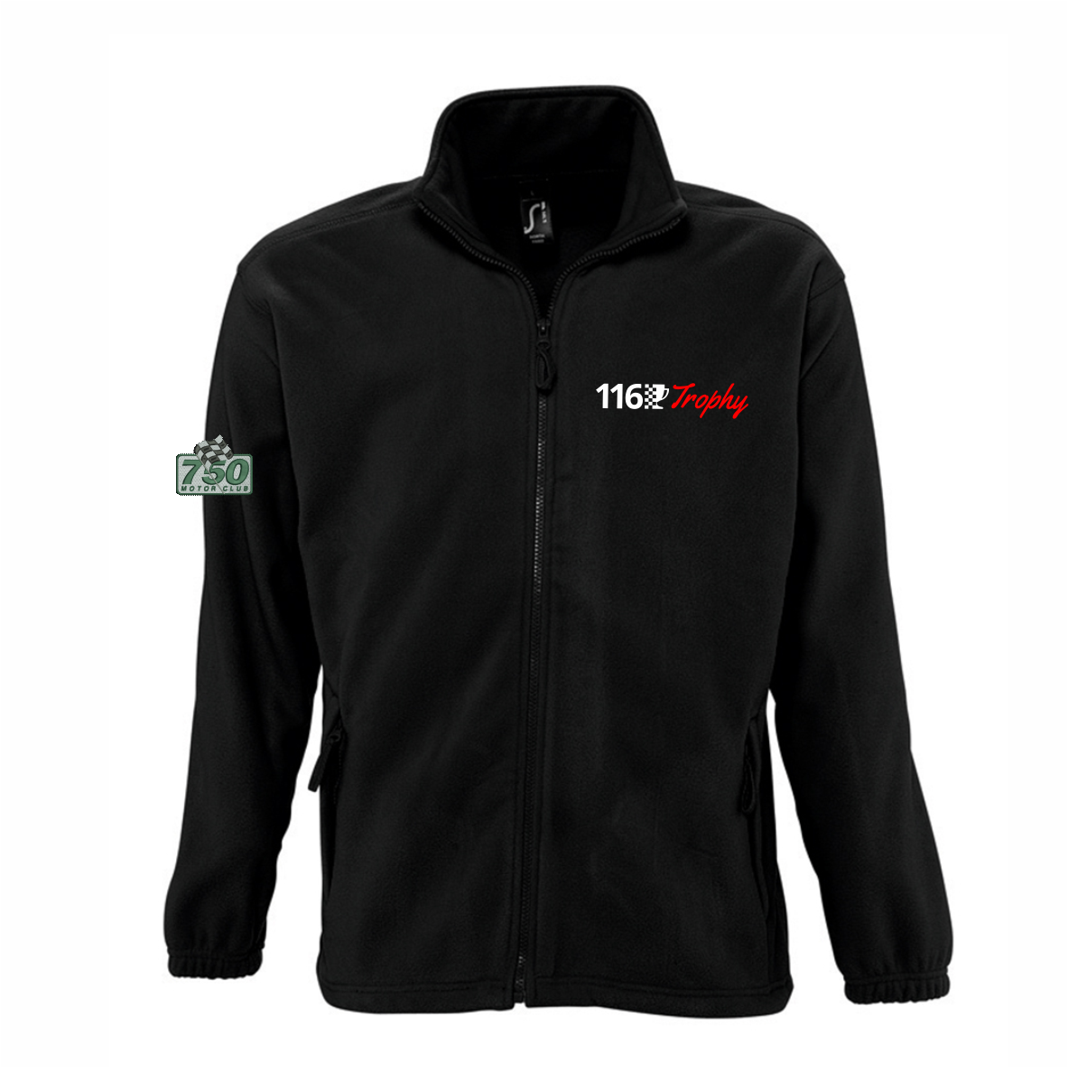116 Trophy Ladies Fleece